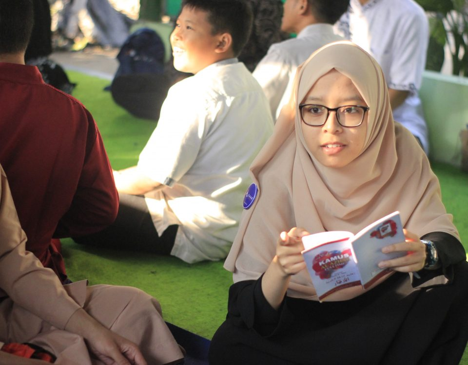 Kelas Bahasa Arab
